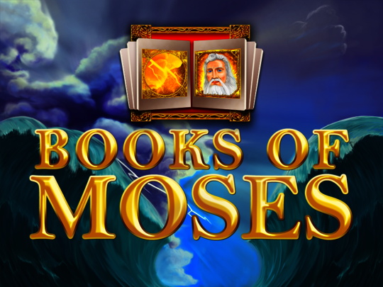 Book of Mosese - AUSTRIA CASINOGAMES TECHNOLOGY - GAME