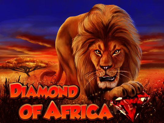 Diamond of Africa - AUSTRIA CASINOGAMES TECHNOLOGY - GAME